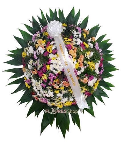 1975 Coroa Pequena de Flores