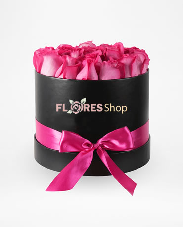 2230 Flowers Box Pink