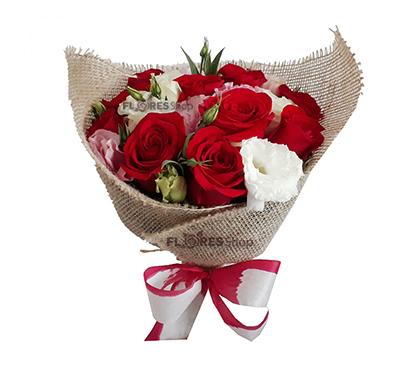 2338 Rosas apaixonante