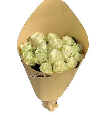 2575 Roses White