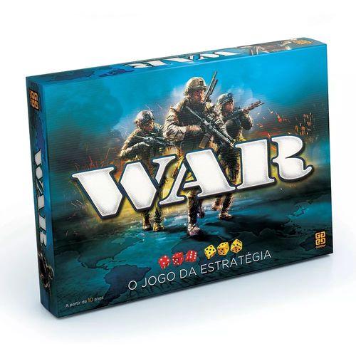 2593 Jogo de Tabuleiro War - Grow