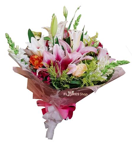 2649 Mix de Flores Nobres