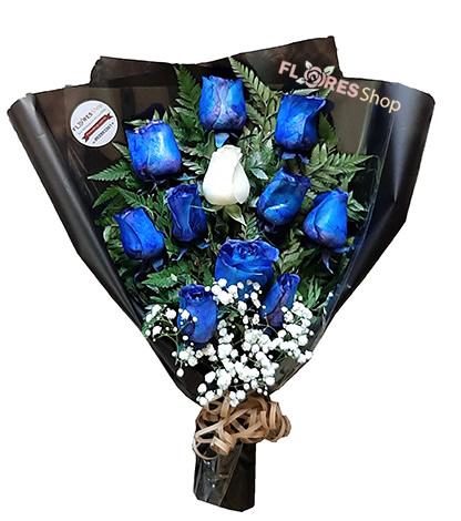 3175 Você é única - Azul