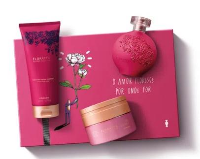 3359 Kit Floratta Flores Secretas