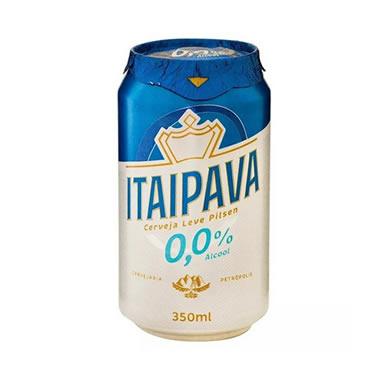 3516 CERVEJA ITUPAVA ZERO ALCOOL