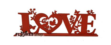 4491 Placa Love