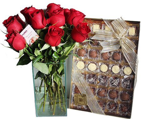 578 Chocolates e Rosas II