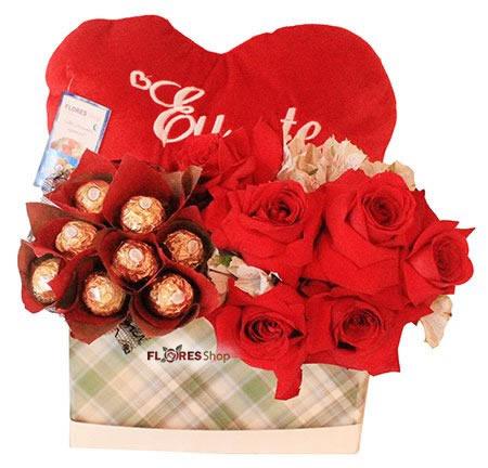 822 Caixa Amor Completo II